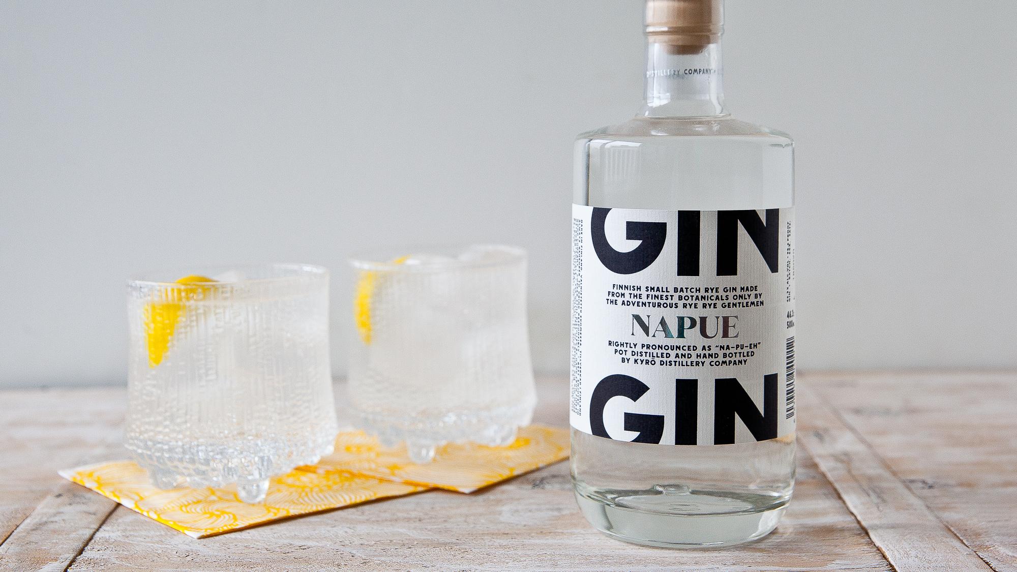 Napue Gin Tonic